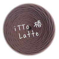 iTTo 椿 Latte 1,850円