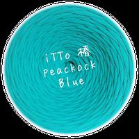 iTTo 椿 peackock Blue 1,800円