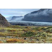 画像データ アイスランド スカフタフェトル氷河 (2)