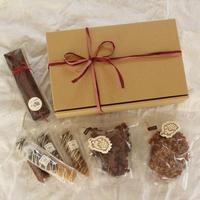 ハリーのおやつとチョコグラノーラ2種類とgramyのセット