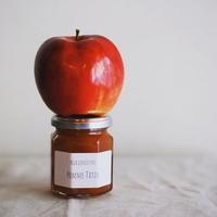 りんごのタタン風ジャム