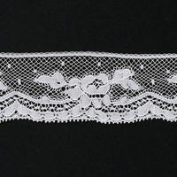 French Leavers Lace 269/6542  OFF WHITE