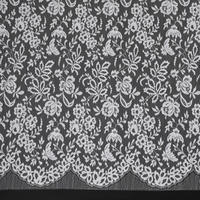French Leavers Lace 97094.1/90  ECRU