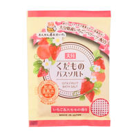 大分くだものバスソルト  いちご&スモモの香り    07658