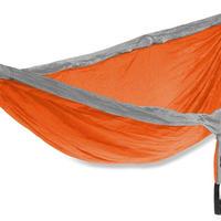ENO DoubleNest Hammock Orange/Gray