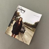 書籍|Analog Magazine|issue#8