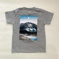 カチ ナツミ × 岩田商店オリジナルTシャツ|[ Mt.FUJIWARA from AGEKI ]Postcard set  キッズサイズ