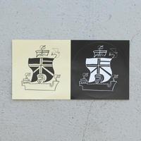 Atushi Toyama collaboration Sticker 2