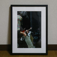 Aizawa Yuki 『SURELY』 PRINT 大四つサイズ F