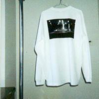 """""""limousine"""" tee WHITE【Long Tshirt】"""