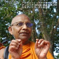 スマナサーラ長老のダンマパダ講義 038-039(MP3音声)