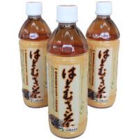 【はとむぎ茶】ペットボトル 500ml 1箱(24本入)