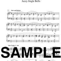 『ジングル・ベル』上級ジャズアレンジ