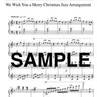 『おめでとうクリスマス』上級ジャズアレンジ
