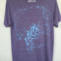 Hendrix Tシャツ ヘザーパープル M