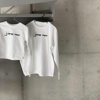 j'aimemoo 大人 長袖Tシャツ