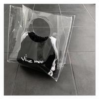 PVCバッグ  ( 巾着 帆布 )