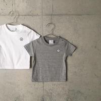 jmワッペンつき半袖Tシャツ