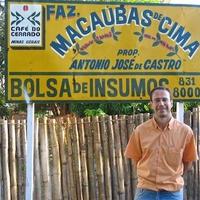 ブラジル マカウバ・デ・シーマ農園 ウォシュド [やや深炒り]
