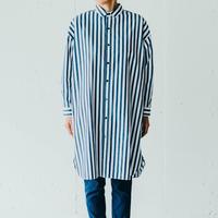 【Pujol】ビックシャツ ワンピース 〔3色〕