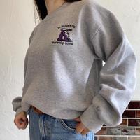 High school sweatshirt