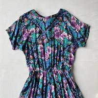 Made in USA flower dress