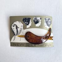 1960s deadstock hair barrette