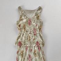 Sparkly sleeveless dress