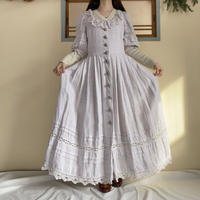 Tyrolean cotton dress