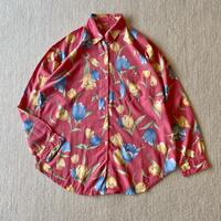 Tulip designed shirt
