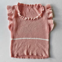 Baby pink summer knit