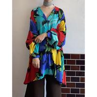 Vivid color shirt