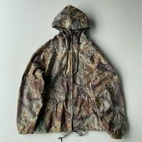 Wild hanting pattern jacket