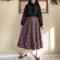 Tyrolean skirt
