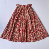 Made in Japan flower skirt