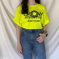 Neon color t-shirt