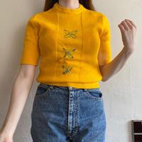 70s Butterfly summer knit