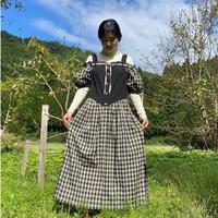 Off shoulder Tyrolean dress