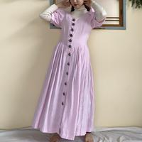 Tyrolean Pink dress
