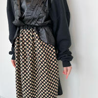 【SHINPIN×jane's vintage】Peplum skirt
