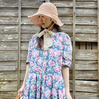 Made in great britain laura ashley floral dress