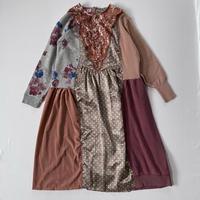 【SHINPIN×jane's vintage】Spring ribbon dress