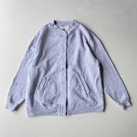 Sweatshirt cardigan gray