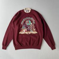 Made in USA cute Christmas sweatshirt