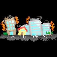 地震 高解像度版 / Earthquake