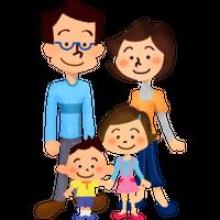 """""""家族""""高解像度版 / family"""