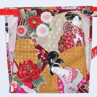 【清姫】    Lady's KIYOHIME UKIYOE_RED 清姫 浮世絵(赤色)(KI-004R)