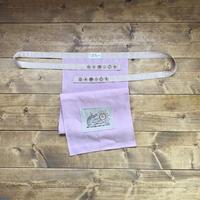 【ゆっくる】Lady's リネンふんどし ピンク レディースフリーサイズ(YU006)