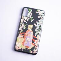 iPhone case  X/XS  舞妓|Maiko