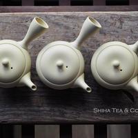 【Free Shipping】常滑焼高資品茶小急須 Tokoname Tasting Kyusu Teapot 3pcs 100ml(3.38oz)